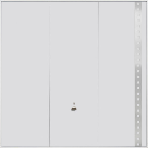 Garador Up and Over Design Range 207_White