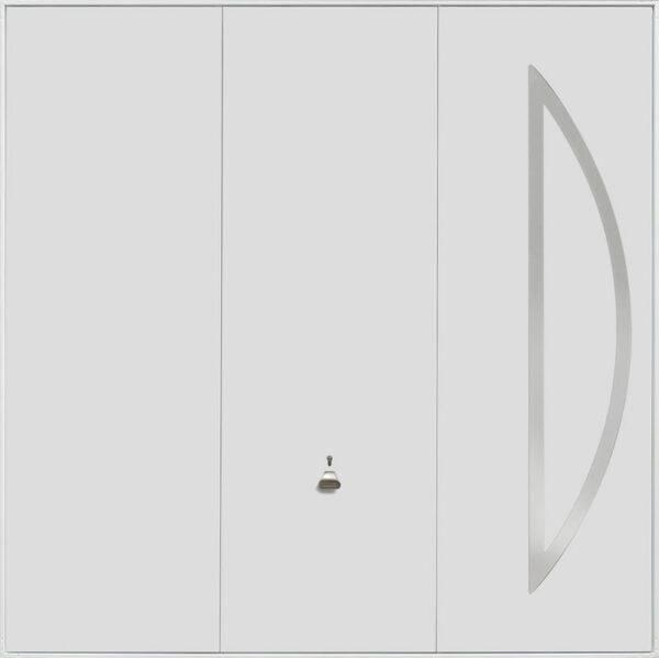 Garador Up and Over Design Range 211_White