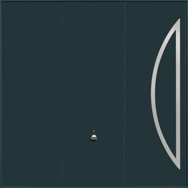 Garador Design Range 212_Anthracite Grey