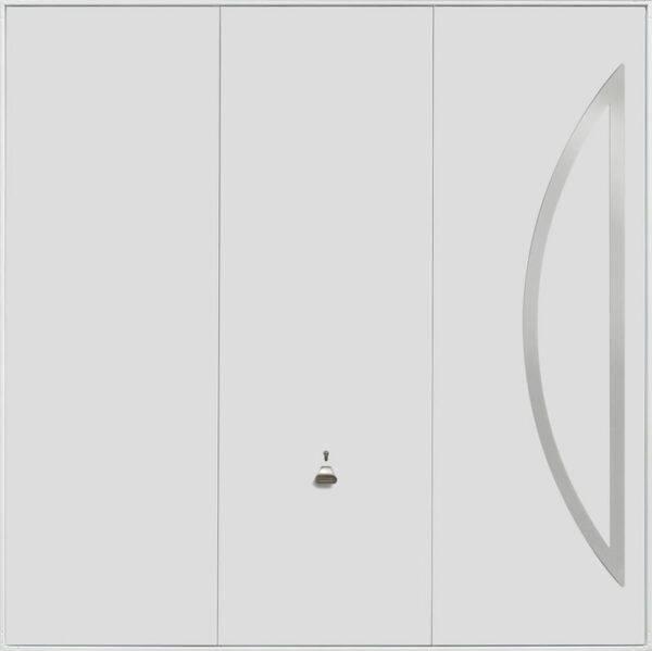 Garador Up and Over Design Range 212_White