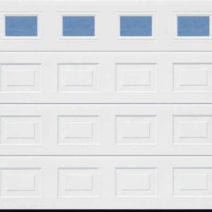 Georgian White Windows