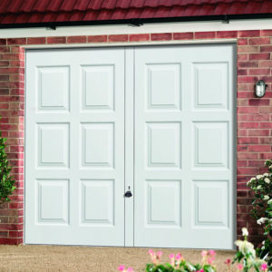 Garador PVC Up & Over Garage Doors