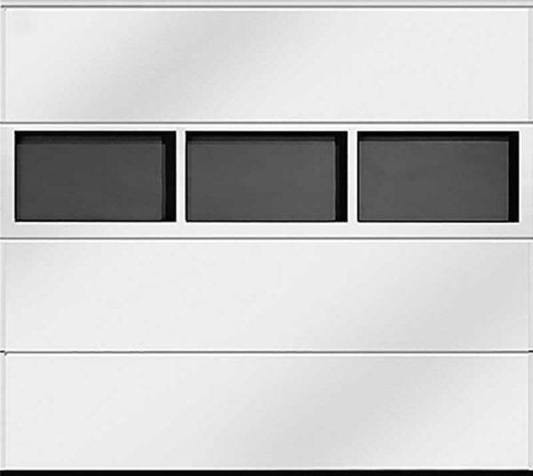 Aluminium-Lichtband-Teckentrup-sectional