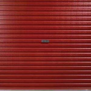 GlideRolDoor panel red handle