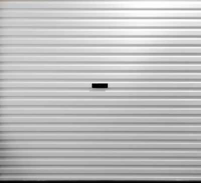 GlideRolDoor panel white