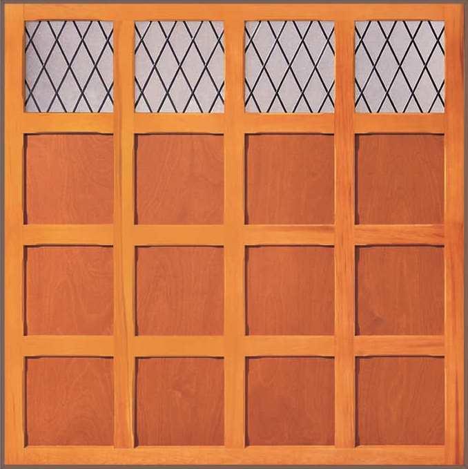 Huntingdon with windows