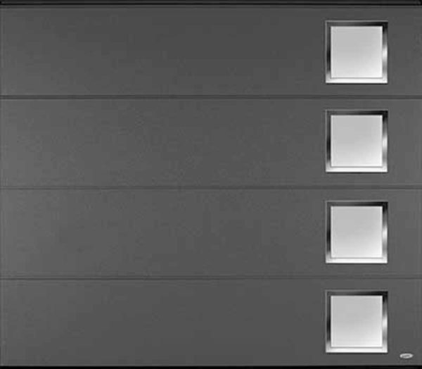 Square-windows-door-novoferm-sectional