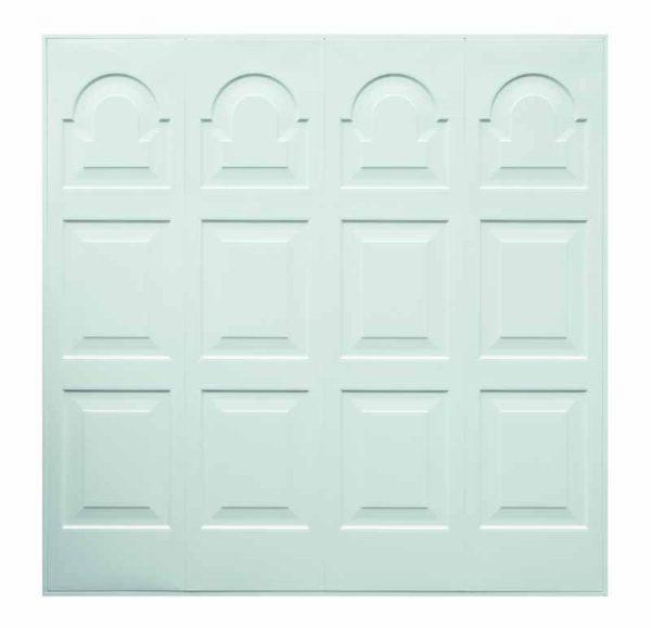 Novoferm steel garage door