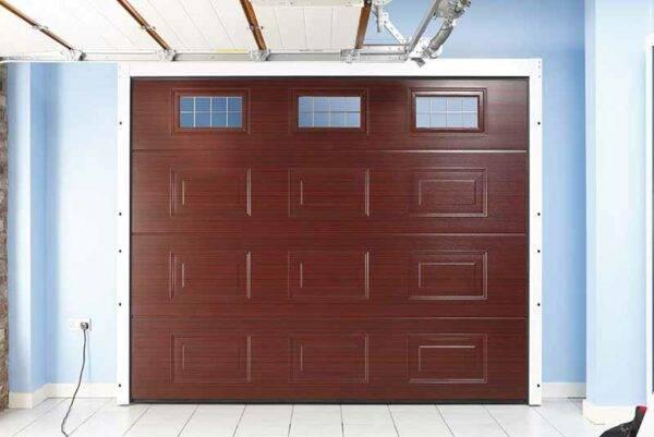 novoferm sectional door in situ