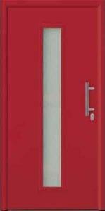 Garador FrontGuard front door FGS 020 red
